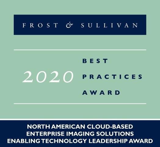 ScImage Lauded by Frost & Sullivan for Its Cloud-based Enterprise Imaging Platform, PICOM365