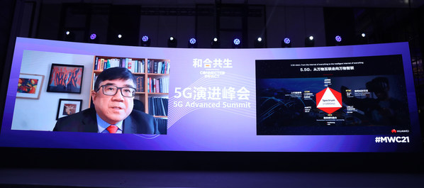 Continuous 5G Evolution for Building an Engine of All-Industry Digitalization -- Dr. Tong Wen, Huawei Fellow and CTO of Huawei Wireless