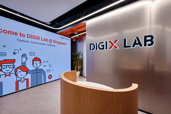 Huawei opens the first DIGIX Lab in Asia Pacific to empower developers to build a digital future