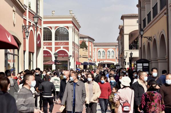 喜迎牛年 大展宏图 佛罗伦萨小镇新春佳节屡创业绩新纪录