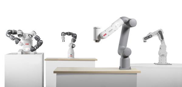ABB memperkaya rangkaian robot industri baru yang mampu berkolaborasi dengan manusia dengan GoFa™️ dan SWIFTI™️.