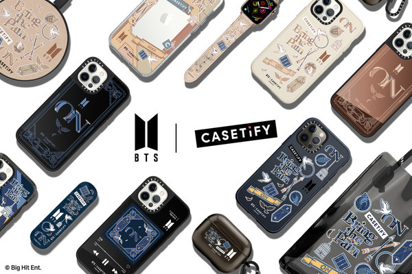 CASETiFY Reunites with BTS for a Special Anniversary Collection
