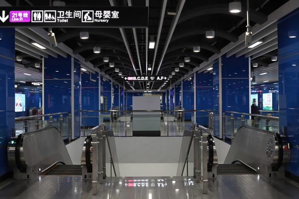 """日立电梯:以""""智能+""""推动城市轨道交通建设"""