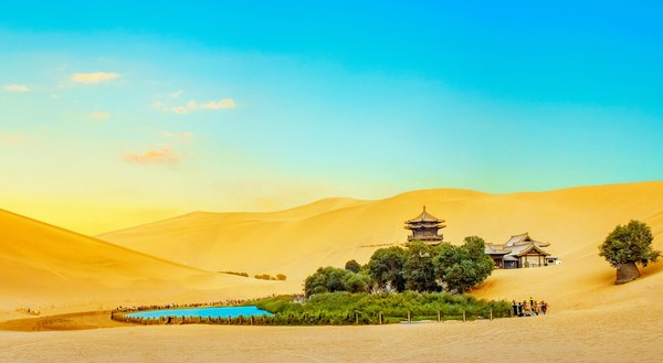 敦煌君澜沙漠度假酒店和敦煌飞天大酒店将由君澜酒店集团管理