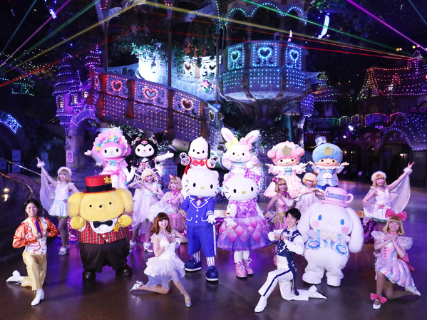 Hello Kitty Land Tokyo commences one-year celebration of its 30th anniversary with the new