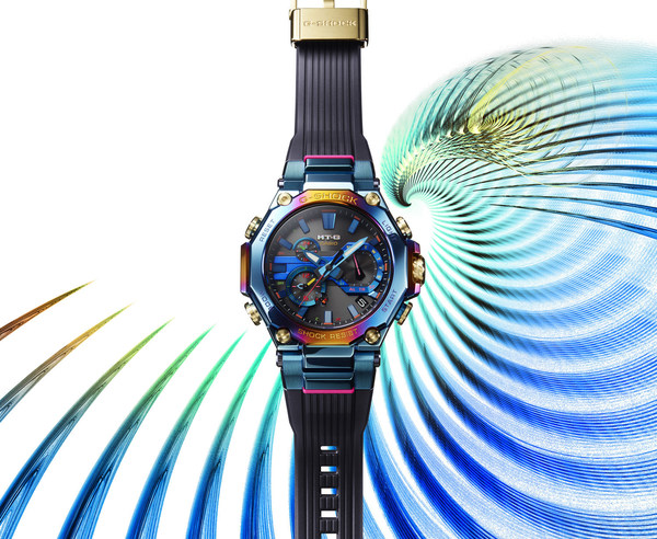 Casio to Release New MT-G Blue Phoenix-Inspired Beauty