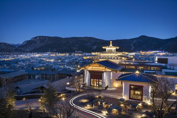 迪庆月光城英迪格酒店正式启幕,心中日月尽在此间
