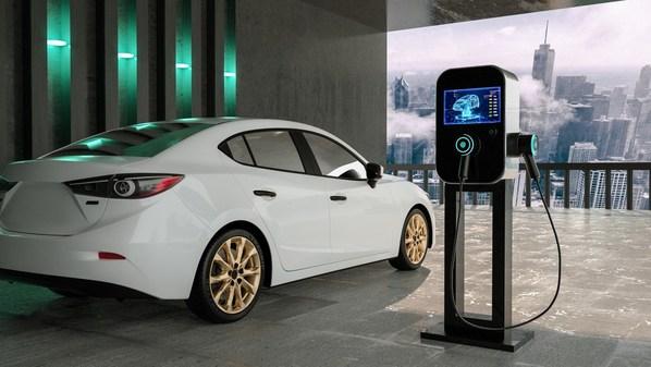 """朗新科技直击新能源汽车充电痛点,""""聚合充电""""前景巨大"""