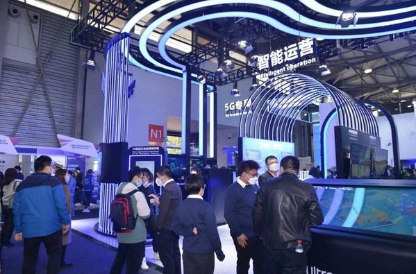 """2021上海MWC:神州泰岳""""大IT智能运营"""",智慧运营效率为赢"""