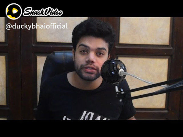 Armed with a camera and a dream, a Pakistani YouTuber gains millions of fans on YouTube, joining SnackVideo