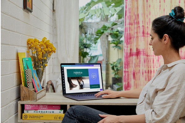 COVID One Year On: Americans Are More Productive Working From Home, Canva Study Reveals