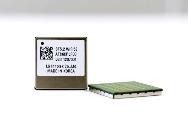 LG Innotek、世界初 「車載用Wi-Fi 6Eモジュール」 開発