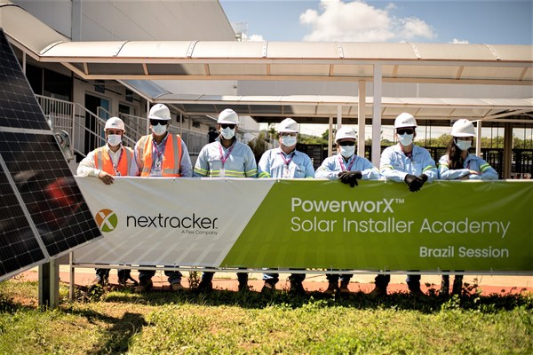 Nextracker Chosen to Supply Smart Solar Trackers for Brazil's Largest Solar Power Plant