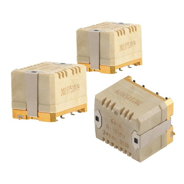 Pasternack Launches SMT Electromechanical Relay Switches that are SPDT with Latching Actuators