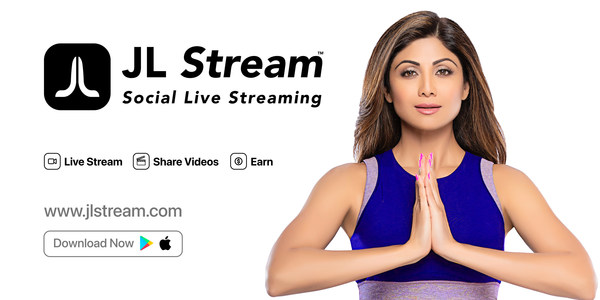 J L Stream launches globally. Discover. Chat. Earn