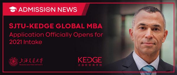 上海交通大学-法国凯致商学院Global MBA 2021级招生全面启动