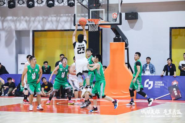 """""""红山杯""""萧山区首届城镇英雄(THBA)篮球联赛"""