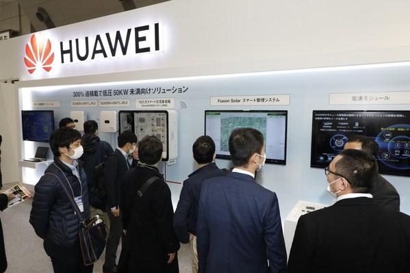 Solusi Smart PV Terbaru dari Huawei
