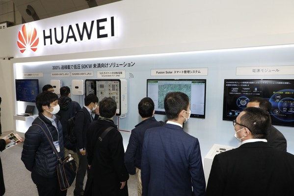 Giải pháp Quang điện Thông minh tân tiến nhất của Huawei