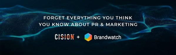 CisionがBrandwatch買収によって、PR、ソーシャルメディア管理、デジタルコンシューマー・インテリジェンスを提供