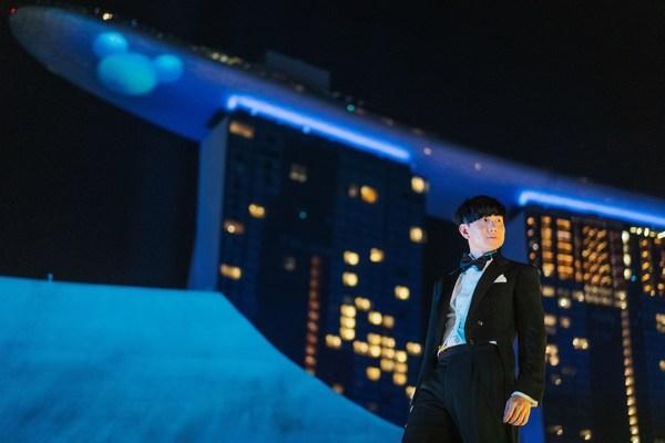 """Disney+ 登陆狮城,新加坡滨海湾金沙带你一睹""""闪亮壮丽的一切"""""""