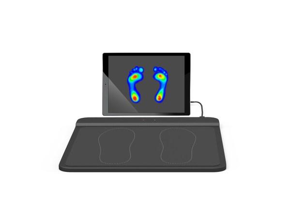 足底压力分布检测板