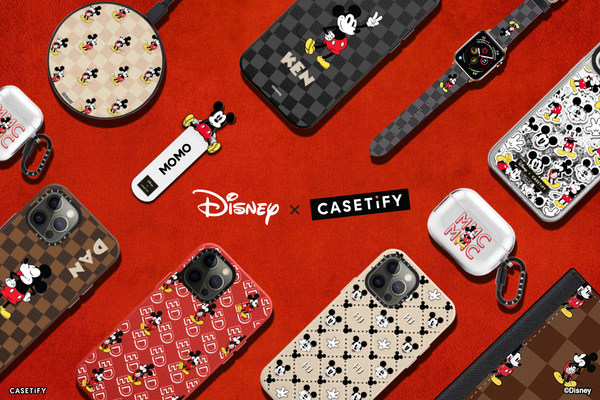 CASETiFY Announces a New Collection with Disney