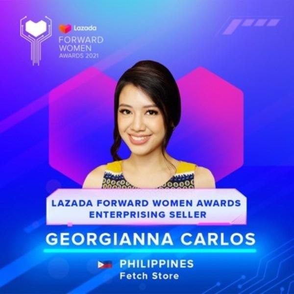 Georgianna Carlos, 30 years old, Philippines