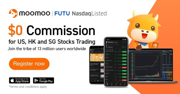 Futu launches moomoo, an intuitive and technologically immersive, one-stop investment platform in Singapore