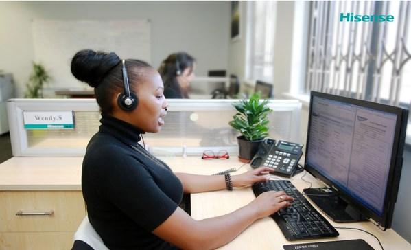 Hisense memperjuangkan kesetaraan gender di tempat kerja.