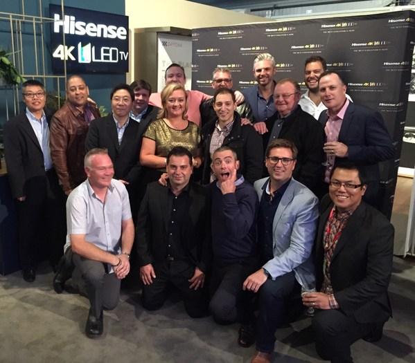 Bà Tania Garonzi, Phó Chủ tịch Hisense Australia, đã dẫn dắt đội nhóm của mình đạt được kết quả bán hàng ấn tượng trong thời gian đóng cửa kinh tế.