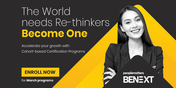 People Matters launches BeNext, its own digital platform for cohort-based courses (CBC), and enters into a new business segment to amplify its impact in Leadership & HR