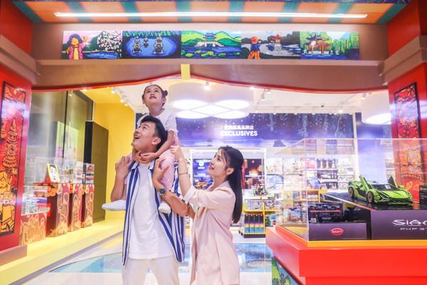杭州湖滨乐高品牌旗舰店
