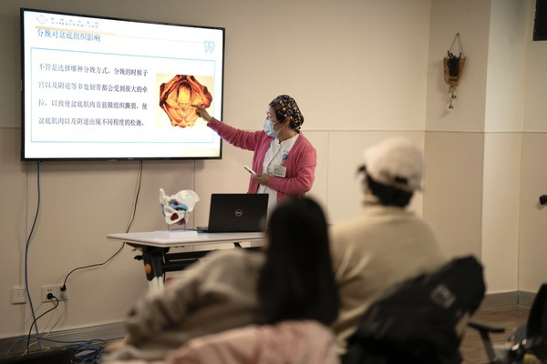 """理邦仪器献礼妇女节,全国联动举办""""两癌一筛""""公益义诊活动"""