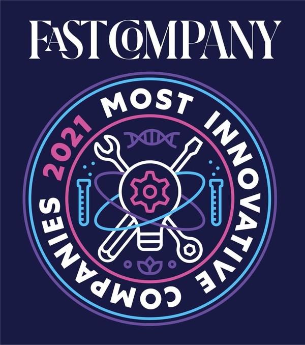 联实跻身世界十大创新公司榜单
