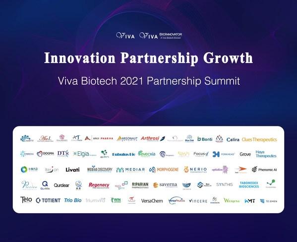 維亞生物2021合作高峰會