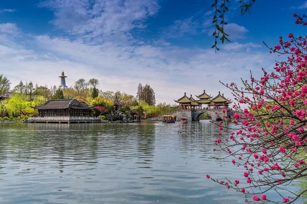 首旅如家发布2021春季赏花图