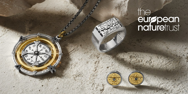 Elements of Nature: THOMAS SABO supports The European Nature Trust (TENT)