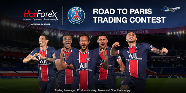 HotForex starts the Road to Paris trading contest
