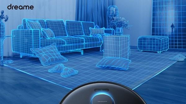 AI 기반의 로봇 진공청소기 Dreame Bot L10 Pro 출시