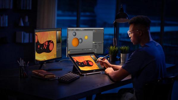 Kamvas Pro 16(4K)とKamvas Pro 16 Plus(4K)