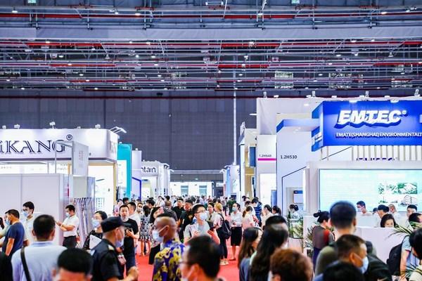 上海国际水展预登记开启 加速释放水处理行业市场空间