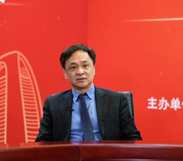 香港维健医药集团董事长/创始人/CEO王威