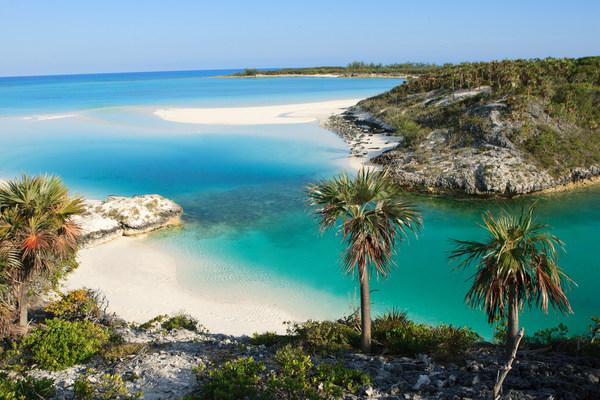 巴哈馬海島風光
