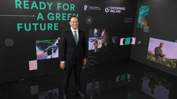 爱尔兰企业局庆祝圣帕特里克节,在全球范围举办超过50场虚拟贸易大会