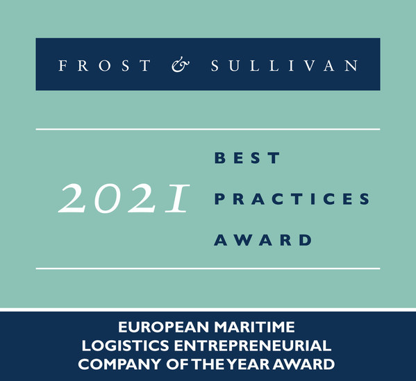 2021 European Maritime Logistics Entrepreneurial Company of the Year Award