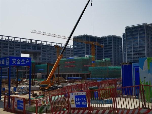 从粤港澳大湾区到成渝经济圈,同方再造智慧绿色建筑新地标