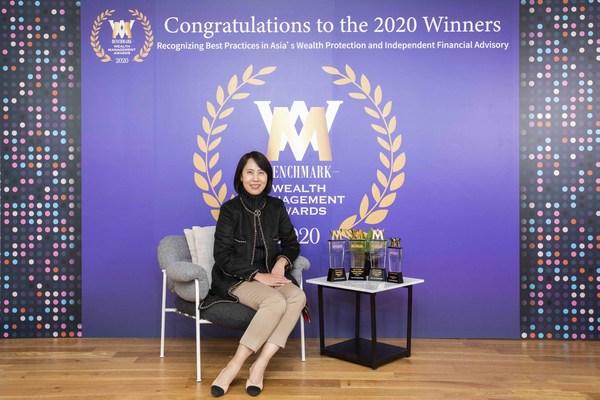 香港永明金融退休策劃方案囊括多項業界殊榮
