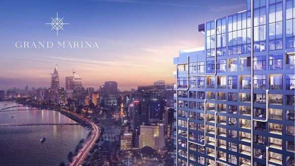 Masterise Homes开发全新大型综合式河畔府邸Grand Marina, Saigon