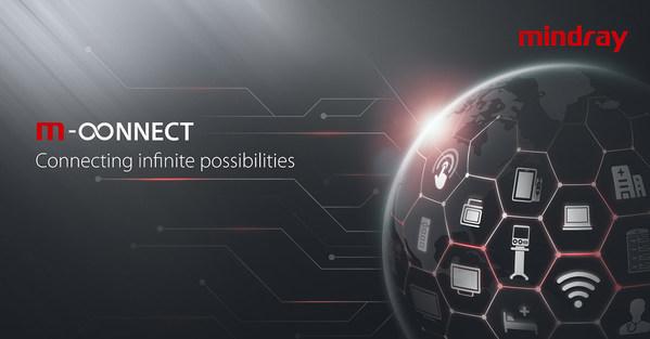 Mindrayがユニバーサル接続プラットフォームのM-Connectで患者モニタリングの大きな潜在能力を引き出す